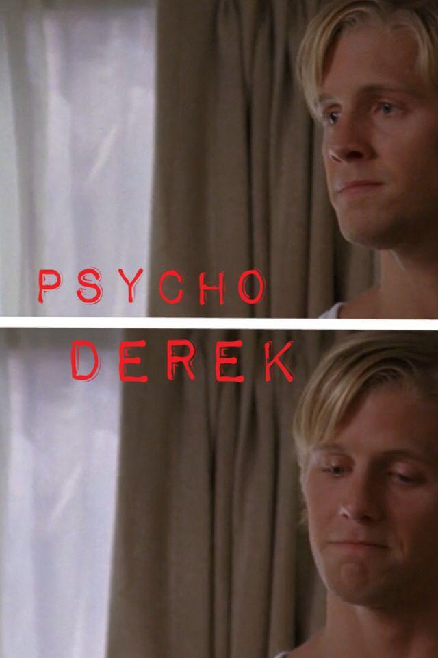 Matt Barr As Derek Sommers In One Tree Hill Psycho Derek