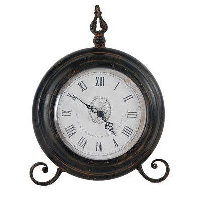 A&B Home Table Clock