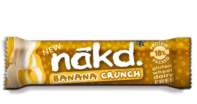 N?kd Protein Crunch bars by Natural Balance Foods