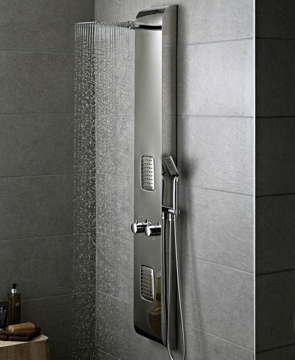Lovely Duschpaneel Moderne Badeinrichtung Badmöbel Ideen