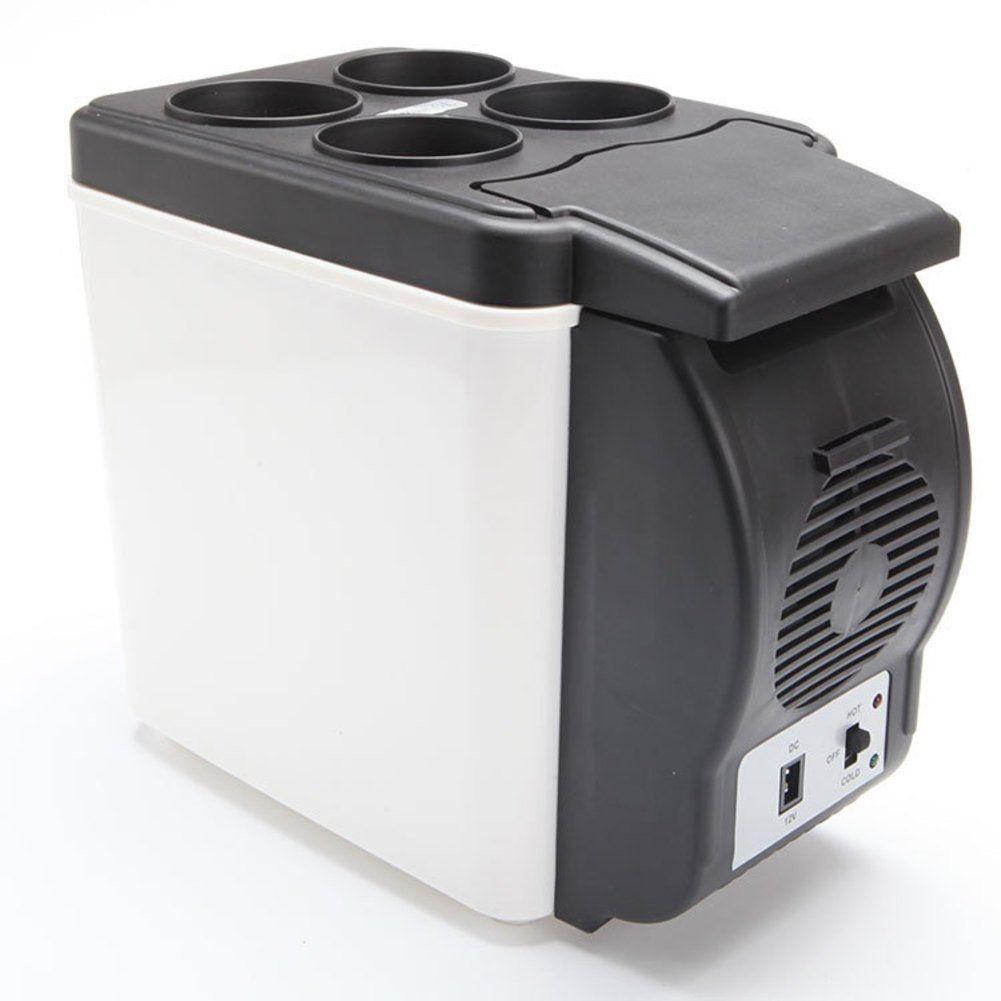 SLandBX Mini KühlteilCar Refrigerator 6l Refrigerator