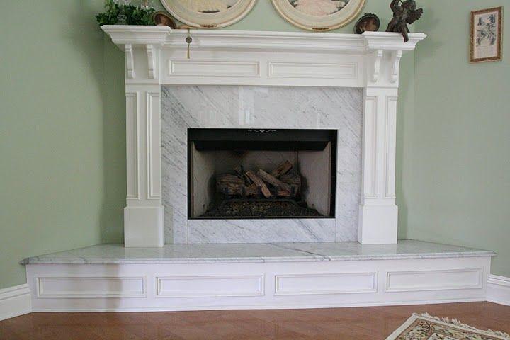 Carrara Marble Fireplace Bianco Carrara Marble Fireplace