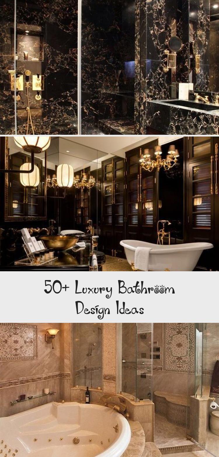 50 Luxury Bathroom Design Ideas In 2020 Bathroom Design Luxury Bathroom Design