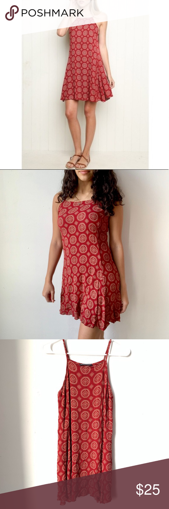 Photo of Brandy Melville Abigail dress Brandy Melville  One size (fits xs/s/m) Excellent …