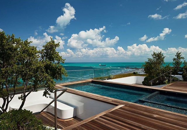 Evoke the feeling of lounging on a #boat! Eloise #Pavilion #rooftop ...