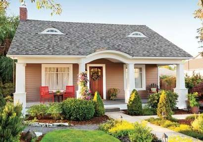 Front Porch Revival Hints At Market Shift House Exterior Curb Appeal House