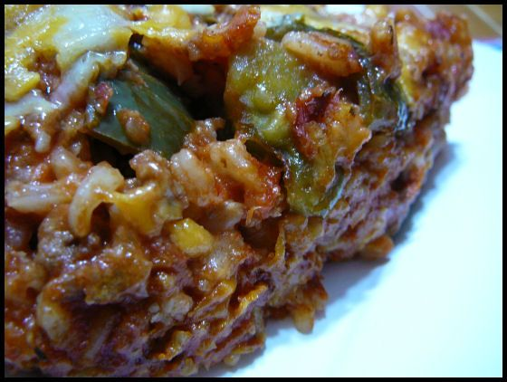 Holy Cannoli Recipes Undone Stuffed Pepper Casserole Stuffed Peppers Stuffed Pepper Casserole Recipes