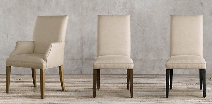 Good RHu0027s Hudson Parsons Collection:At Restoration Hardware, Youu0027ll Explore An  Exceptional World Of High Quality Unique Dining Chairs.