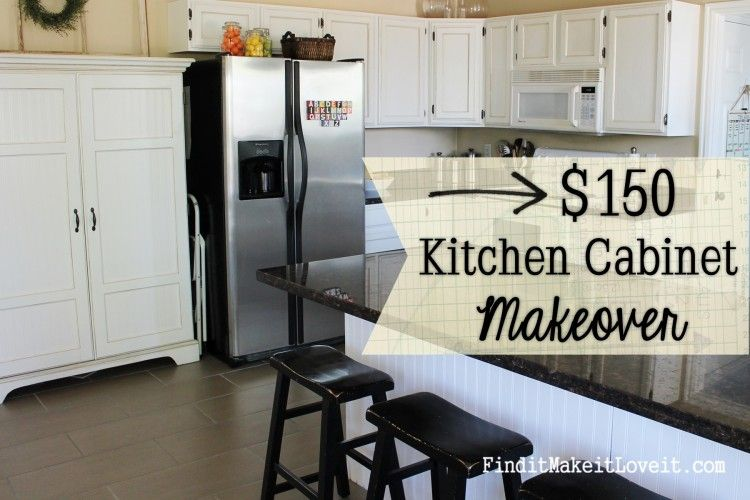150 Kitchen Cabinet Makeover Kitchen Diy Kitchen