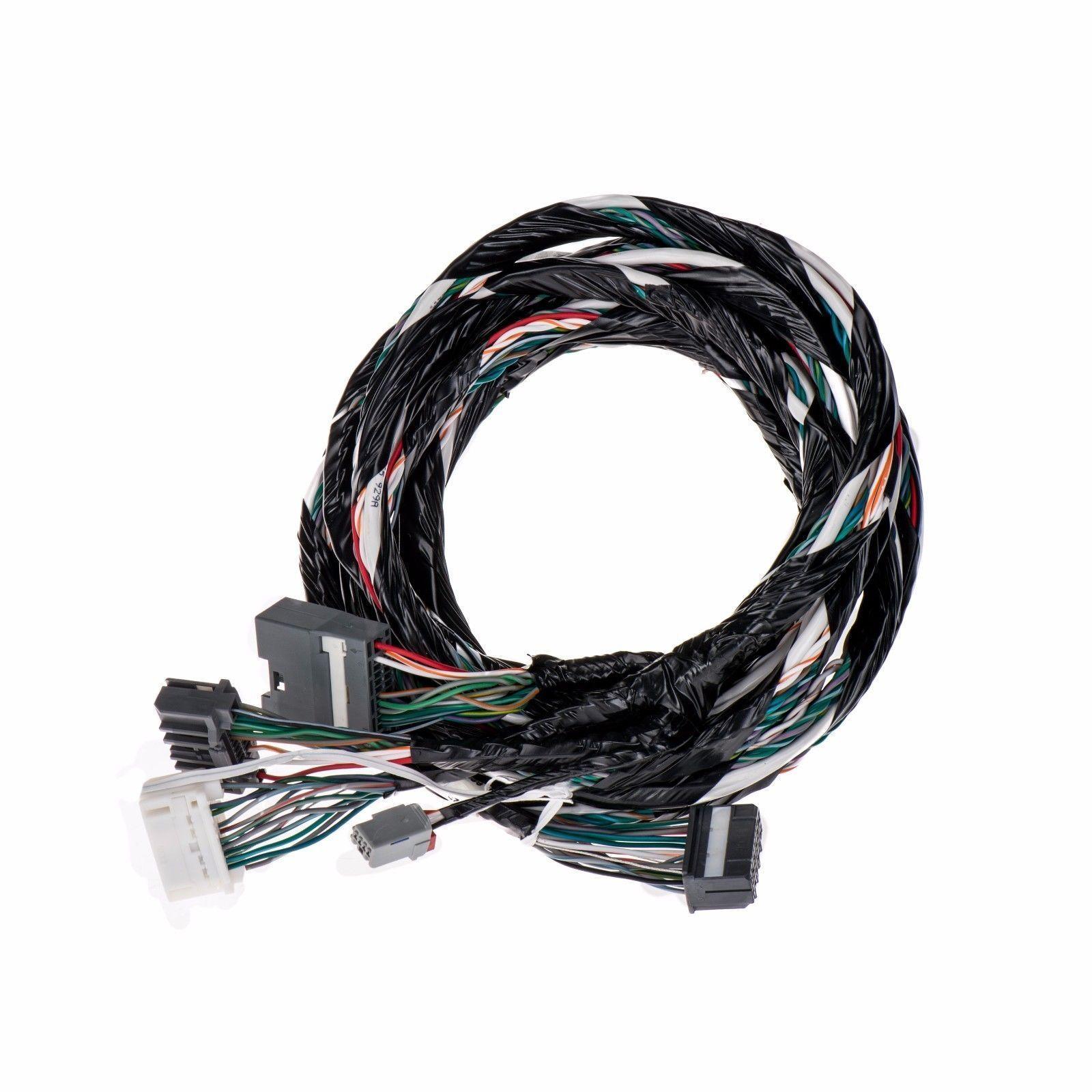 2009-2015 ram, 300, charger, caravan media radio overlay wiring harness  genuine new #parts #new #auto #genuine #car #truck