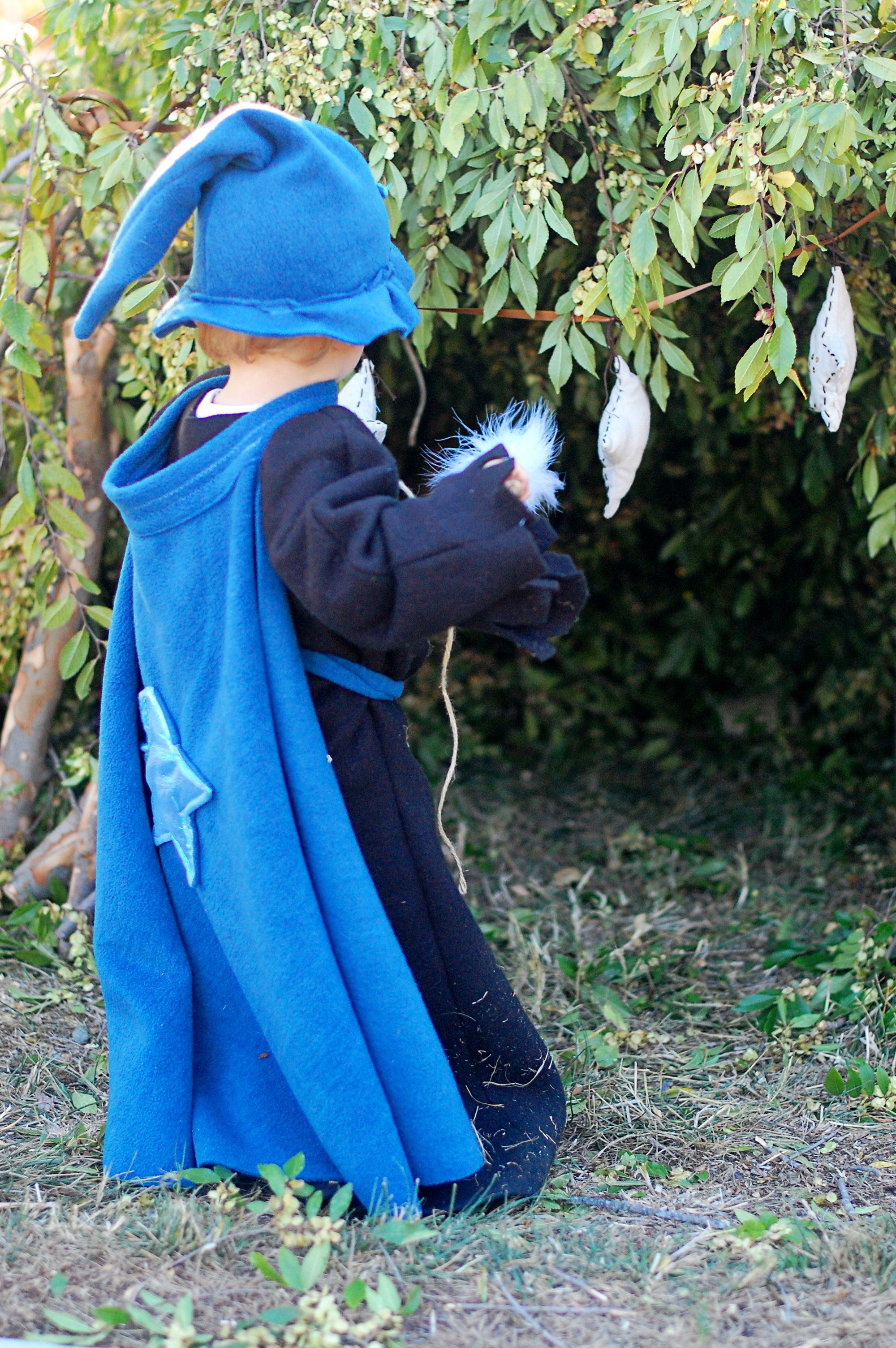 Happy Halloween from our wizard | DIY Halloween Costumes - Home ...