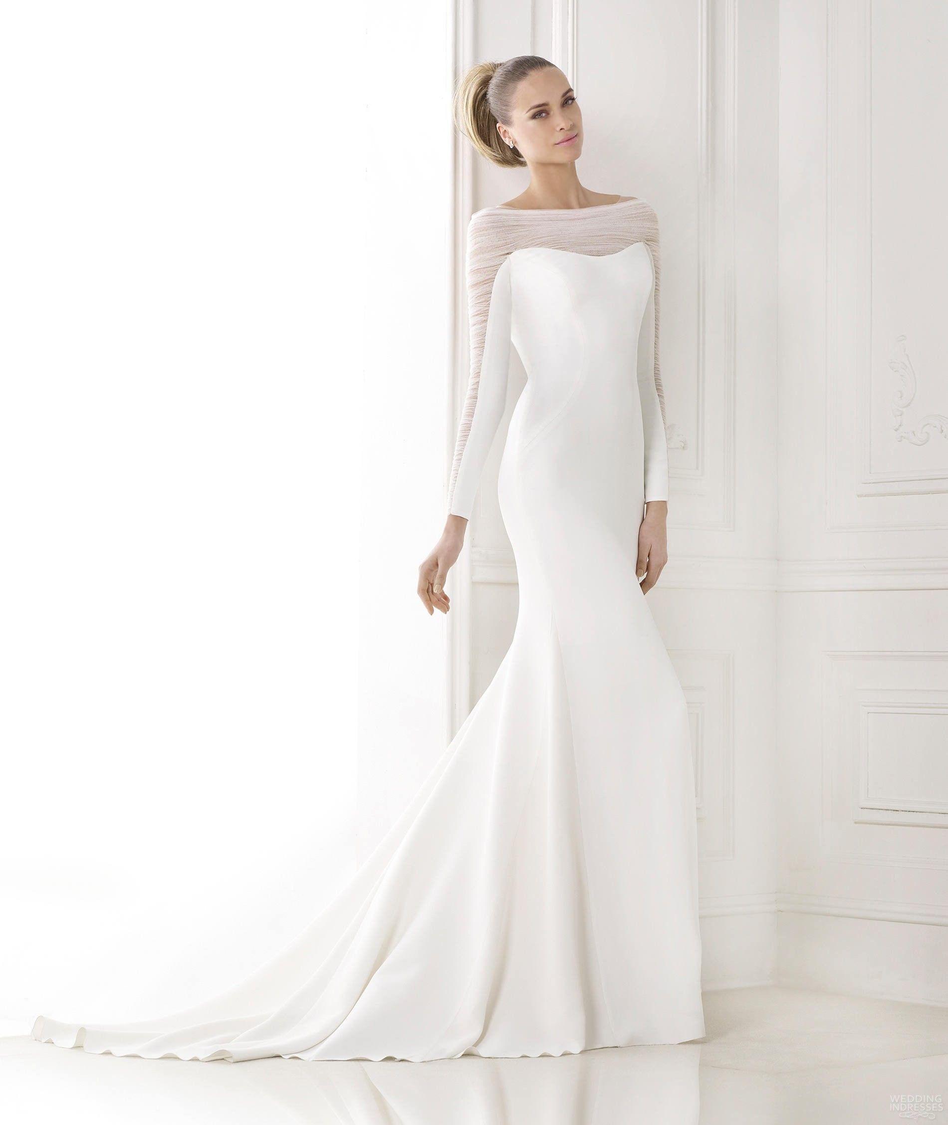 straight wedding dresses Long Sleeve Wedding Dresses Los Angeles and long sleeve wedding dresses birmingham Straight