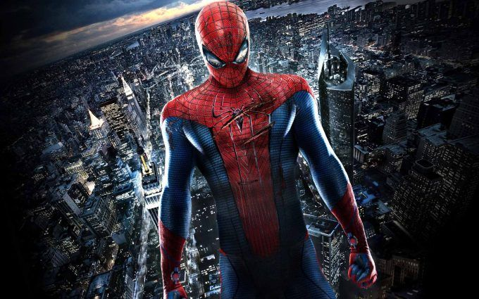 The Amazing Spider Man Movie Wallpapers HD 2