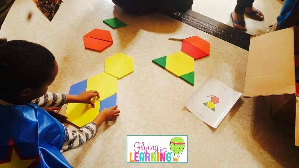 Hi Friends!    I am so excited to give you a closer look at the Math Night I planned on last week.  It was so fun and the students had a g...
