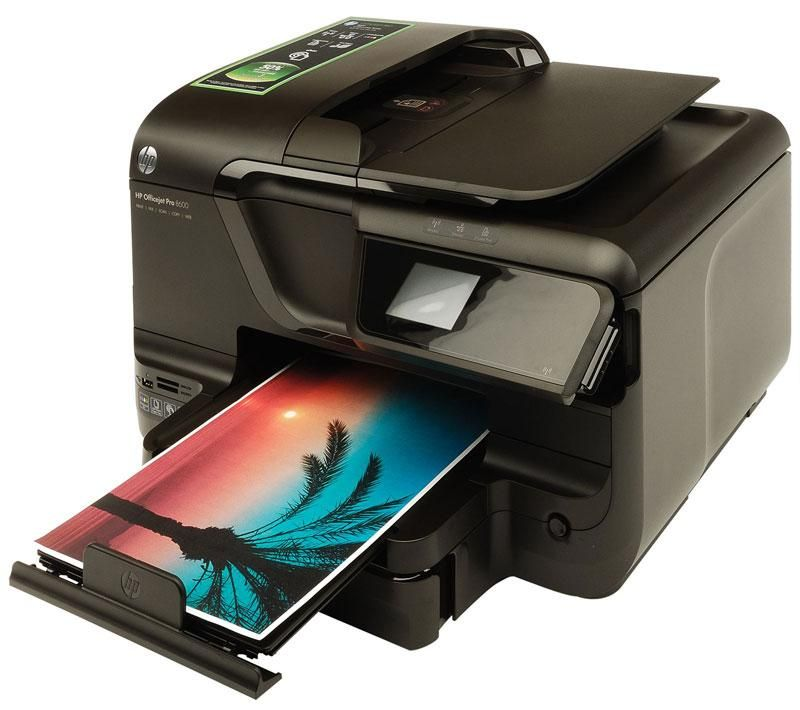 HP Officejet Pro 8600 Plus All-In-One Inkjet Printer CM750A DISPLAY CONTROL DASH