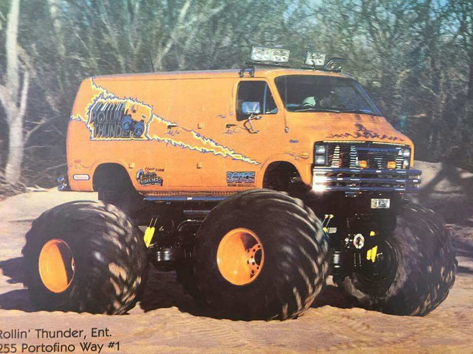 Pin By Rick Steely On Trucks Pinterest Monster 4x4 And: Bad Truck Parts At Diziabc.com
