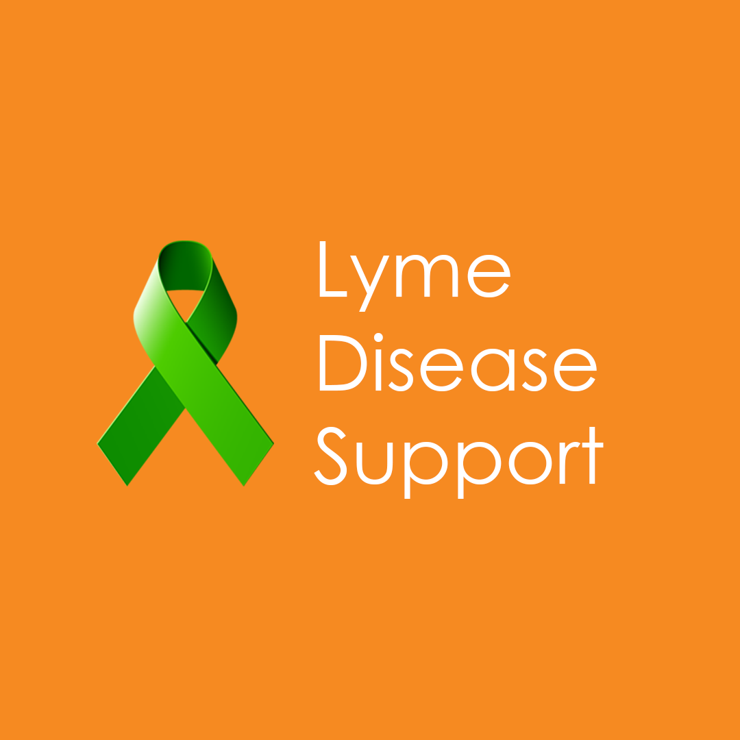 we know first hand the devastating effects of lyme disease. every