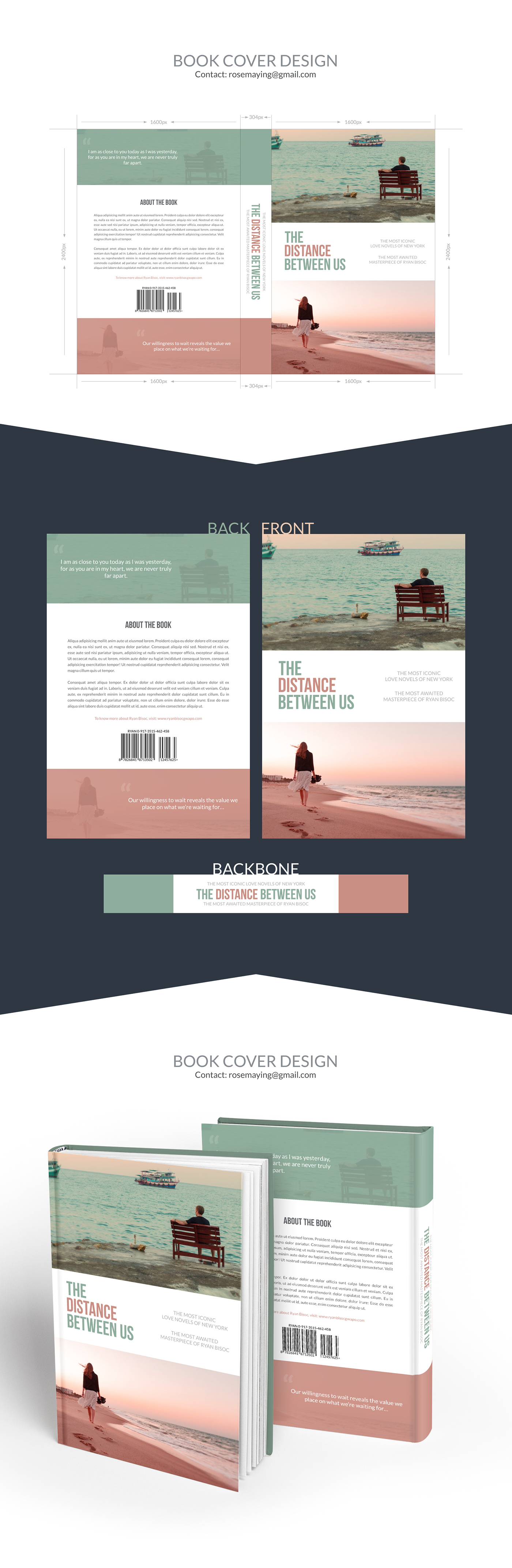 Design book covers online - Check Out My Behance Project Book Cover Design Https