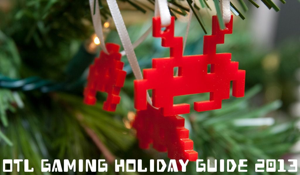 The Ultimate Gift Guide for Gamers including video games, fashion, nerd stuff and more