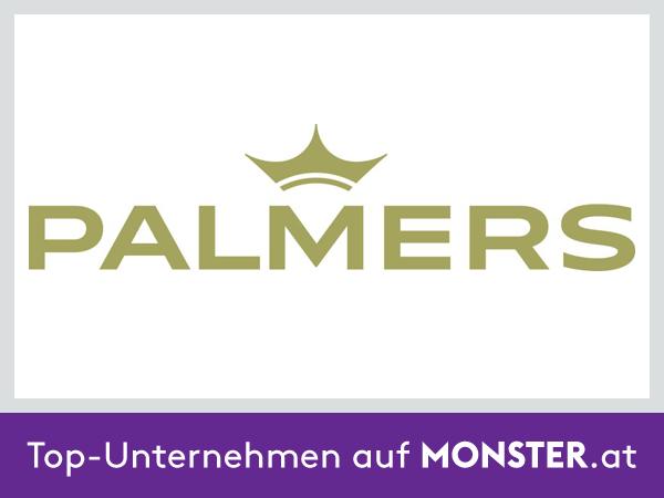 """Über die Grenzen Österreichs hinaus genießt die Marke Palmers einen ausgezeichneten Ruf und – dank seiner legendären Plakatkampagnen – eine überdurchschnittlich hohe Markenbekanntheit. (In Österreich besitzt die Marke Palmers einen Bekanntheitsgrad von fast 100 %, womit sie als """"Markenikone"""" bezeichnet werden darf). Mehr auf http://unternehmen.monster.at/profile/palmers"""