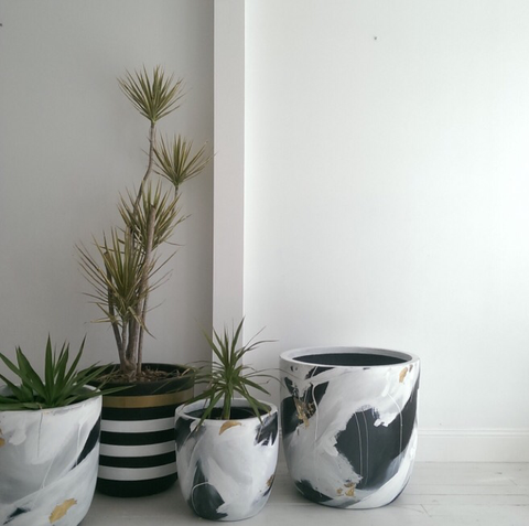 Lovely Design Twins Crown Pot | Design Twins