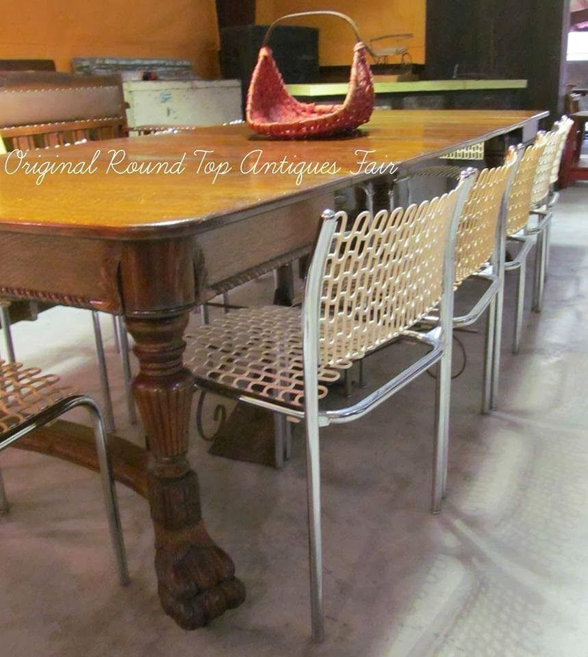 Eclectic Mix of Antiques & Vintage www.roundtoptexasantiques.com