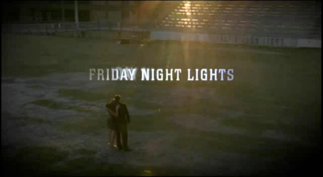 Song Theme Night Lights Friday