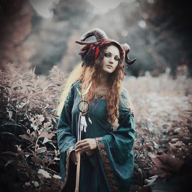 ведьма образ картинка