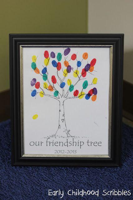 Free Friendship Printables for Kindergarten