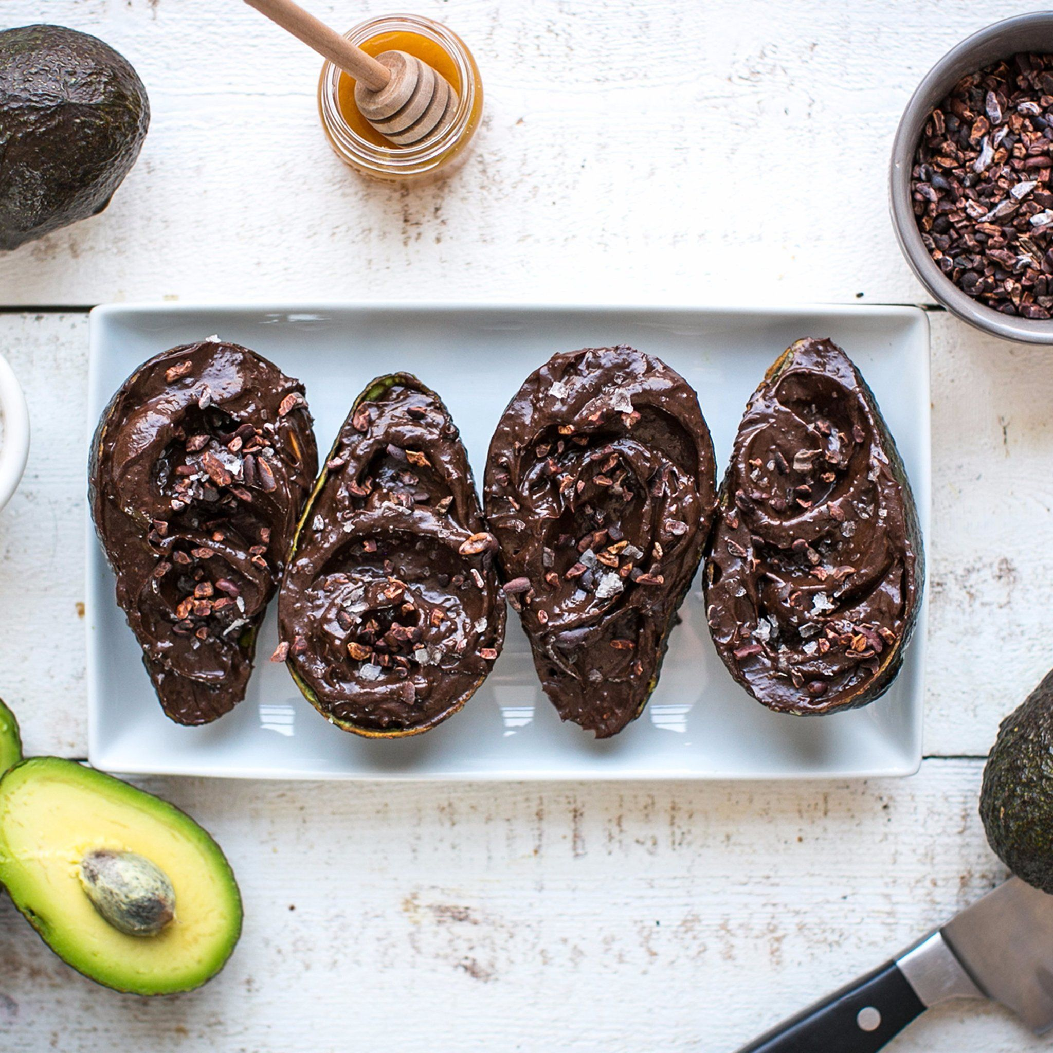 Avocado Fans Will Love This Chocolate Pudding [Video]