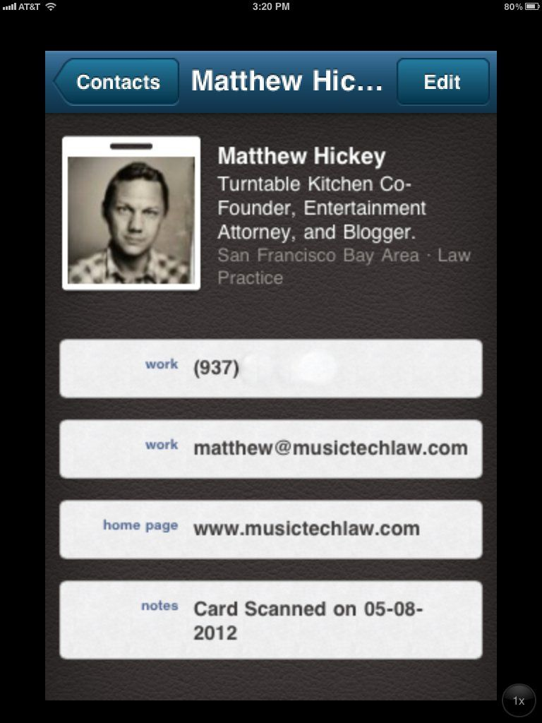 Linkedin business card app choice image free business cards haystacks new app wants to be your digital business card magicingreecefo Images