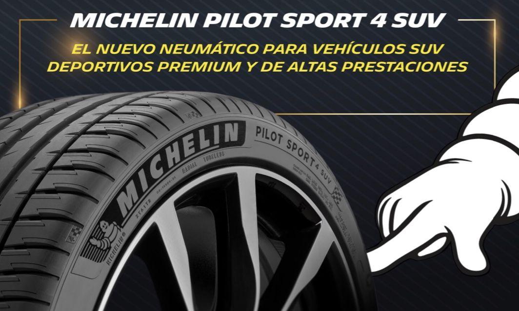 Michelin Pilot Sport 4 SUV Pilot, Neumaticos michelin