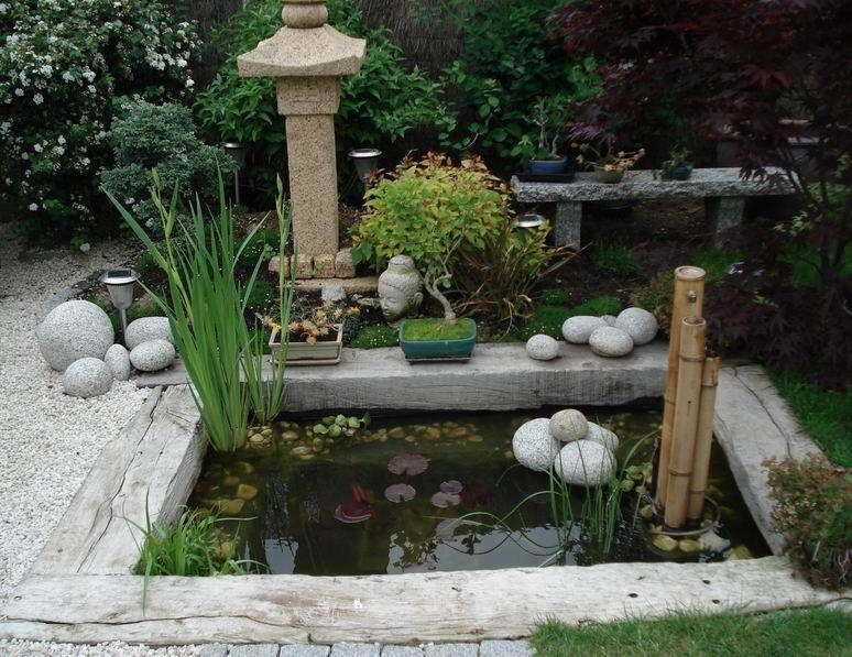 ma maison, mon havre de paix :: mon jardin japonais | Projet ...