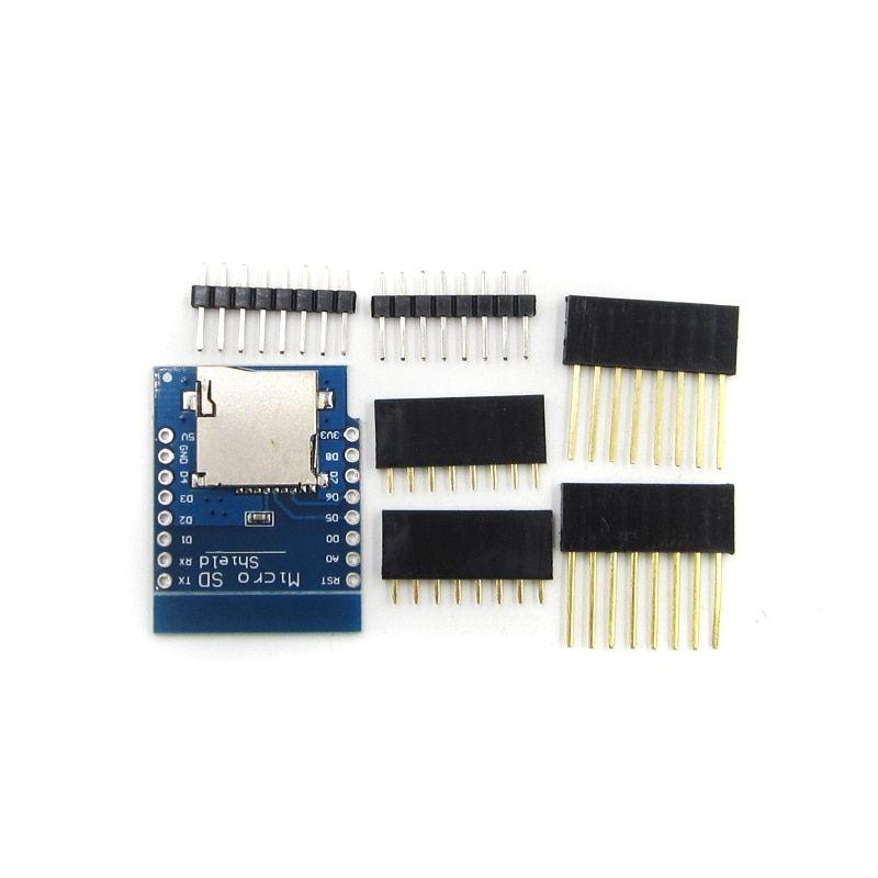Micro SD Card Shield TF WiFi ESP8266 Compatible SD Wireless