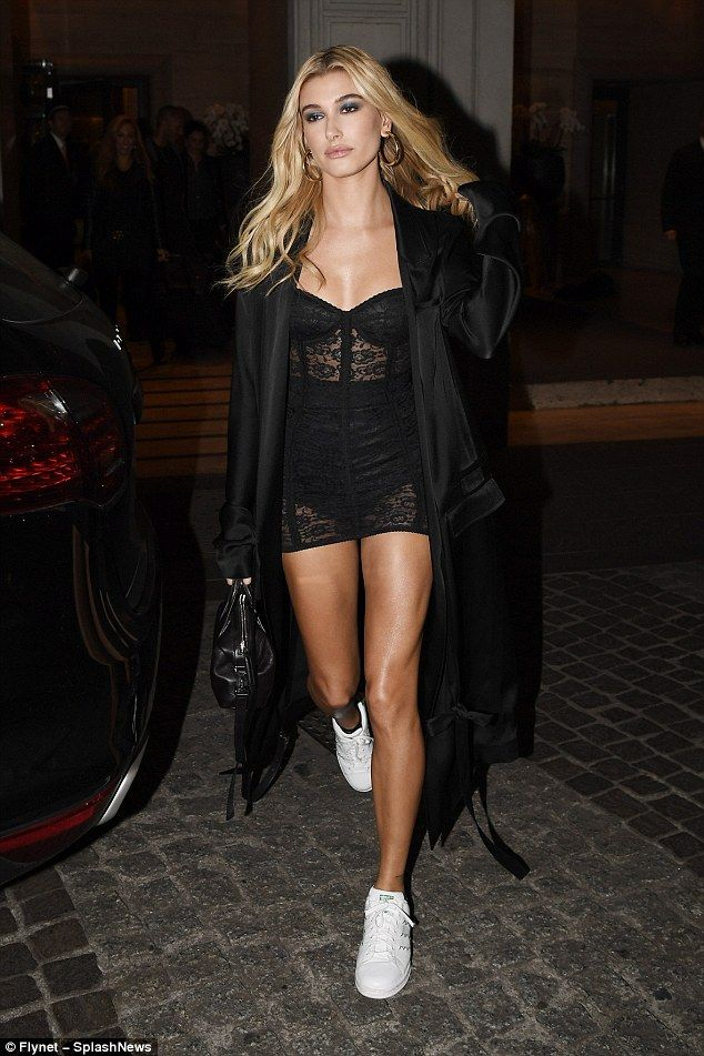 Leggy cindy hope in black mini dress loves to show off her