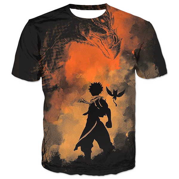 da95cc89460d Get this limited edition t shirt and let the world know how much you love  Natsu Dragneel And Happy T-Shirts Available in T shirt and Long Sleeve  Styles!