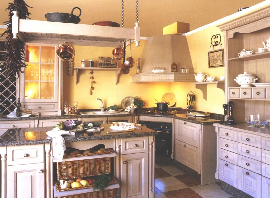 rustic kitchen ideas | Rustic Kitchens | Modern Kitchens ...