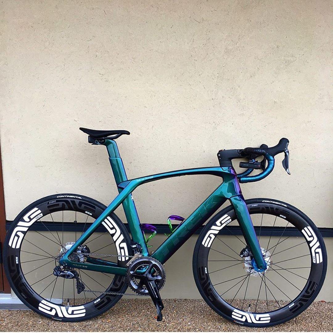 Loves Road Bikes On Instagram Madone Take Ruby Lovesroadbikes Trek Trekbikes Trekmadone Madone Envewhe In 2020 Trek Road Bikes Trek Bikes Road Bikes