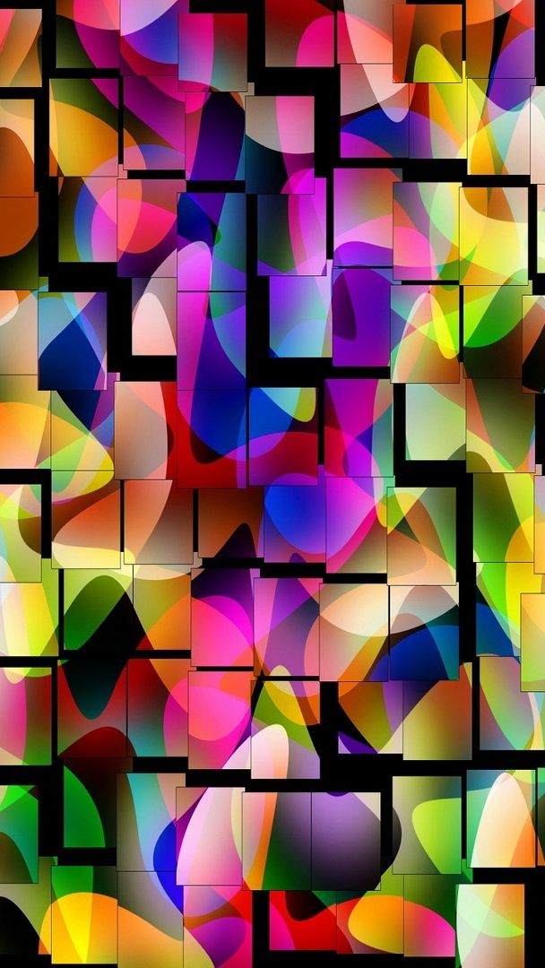 Colorful geometric abstract wallpaper iphone wallpapers - Geometric wallpaper colorful ...