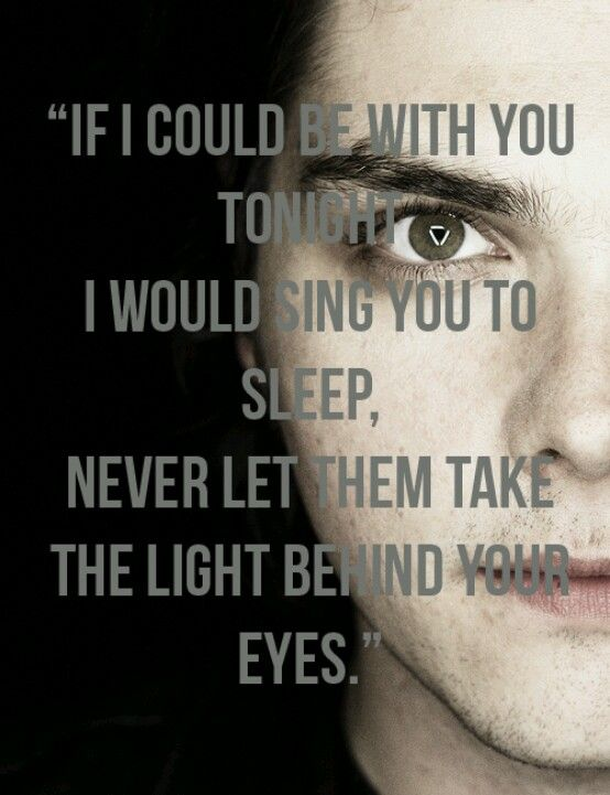 The Light Behind Your Eyes