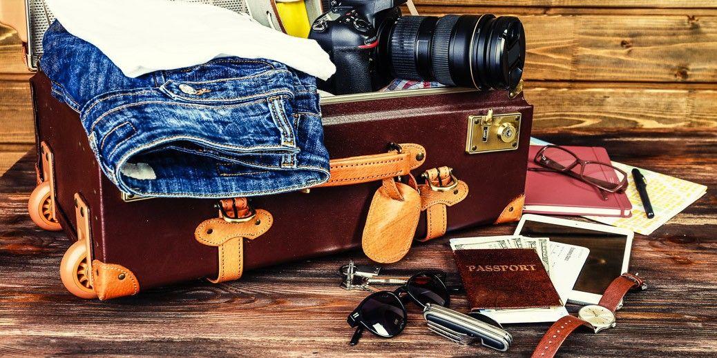 Koffer #packen #Tipps & #Tricks © shutterstock | Koffer packen ...