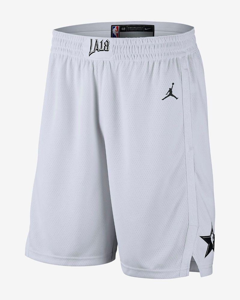 f4268b385769 Nike JORDAN 2018 NBA All Star Icon Edition Swingman Shorts Mens L 928876  100  Nike  AllStar