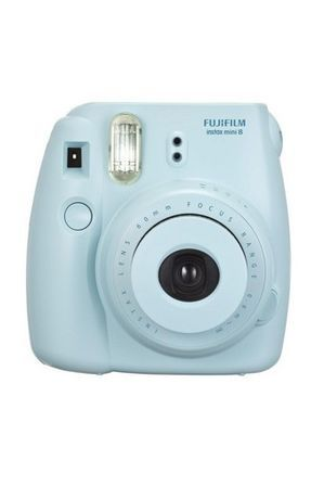 Fujifilm Instax Mini 8 Instant Polaroid Camera in Blue - RRP $99   Myer Online Australia