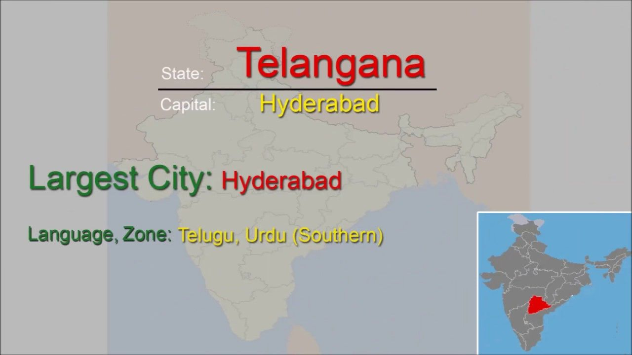 List Of Indian States Largest City Union Territories And Capitals In I Union Territory India Map City