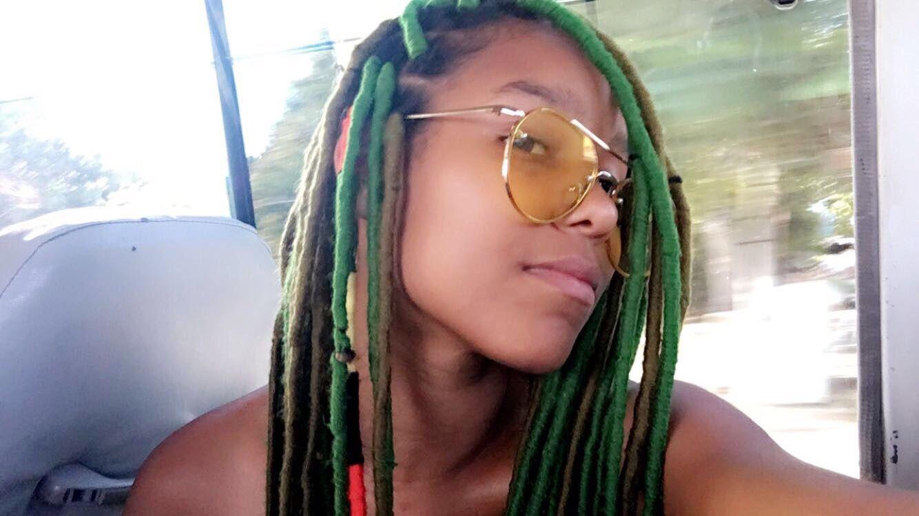 35++ Green faux locs hair ideas