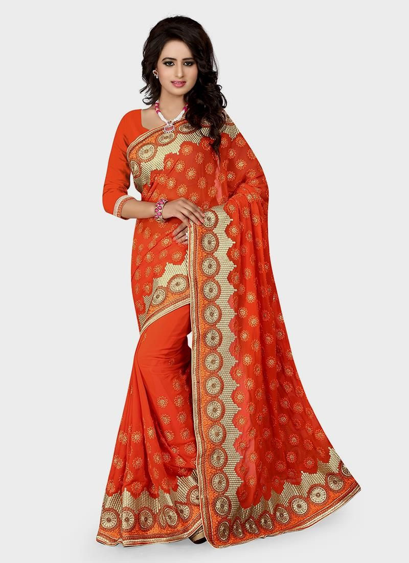 Yellow cotton saree for wedding buy indian wedding sarees shop this surpassing georgette classic
