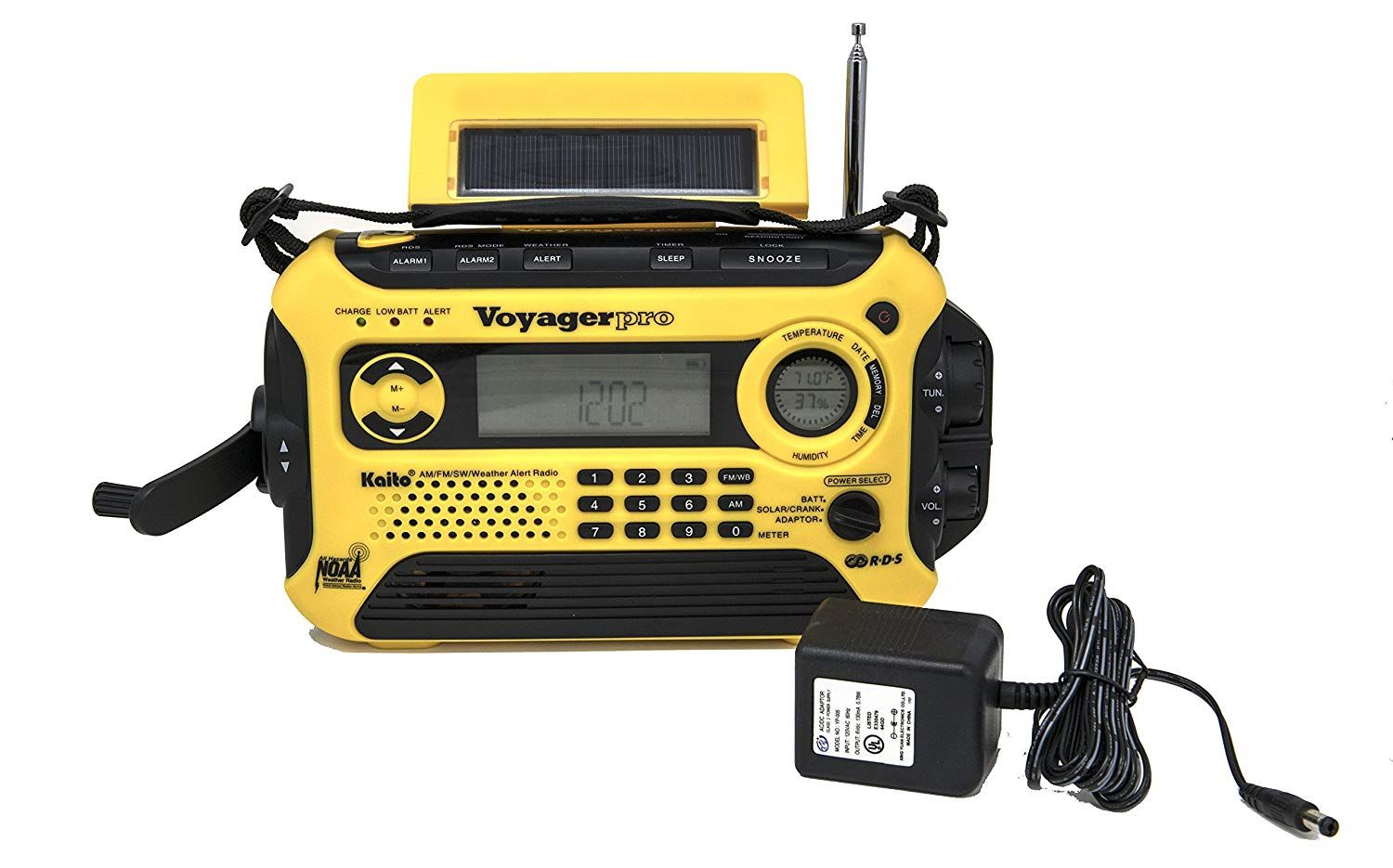 Weather Radio Broadcasts Alert You To Hazardous