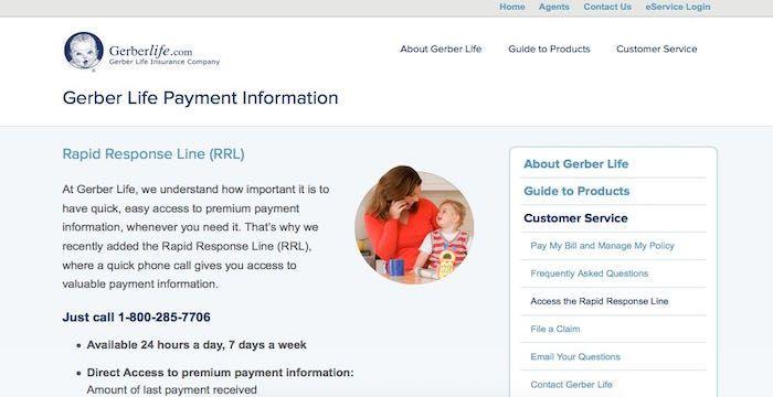 Gerber Life Insurance Provider Portal Login