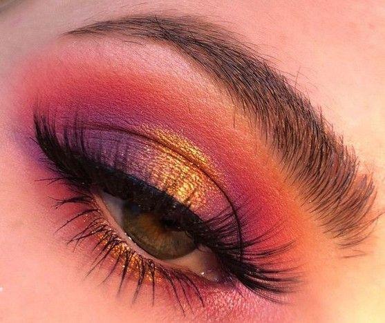 Aurora Glow Eyeshadow Pallet