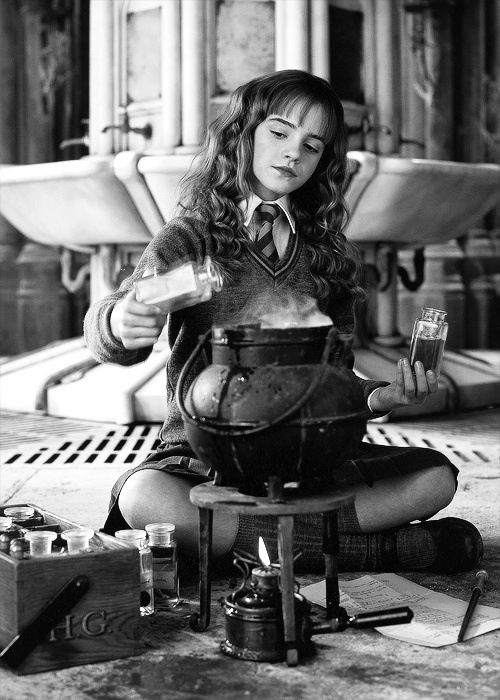 "Hermione, ""Harry Potter"""